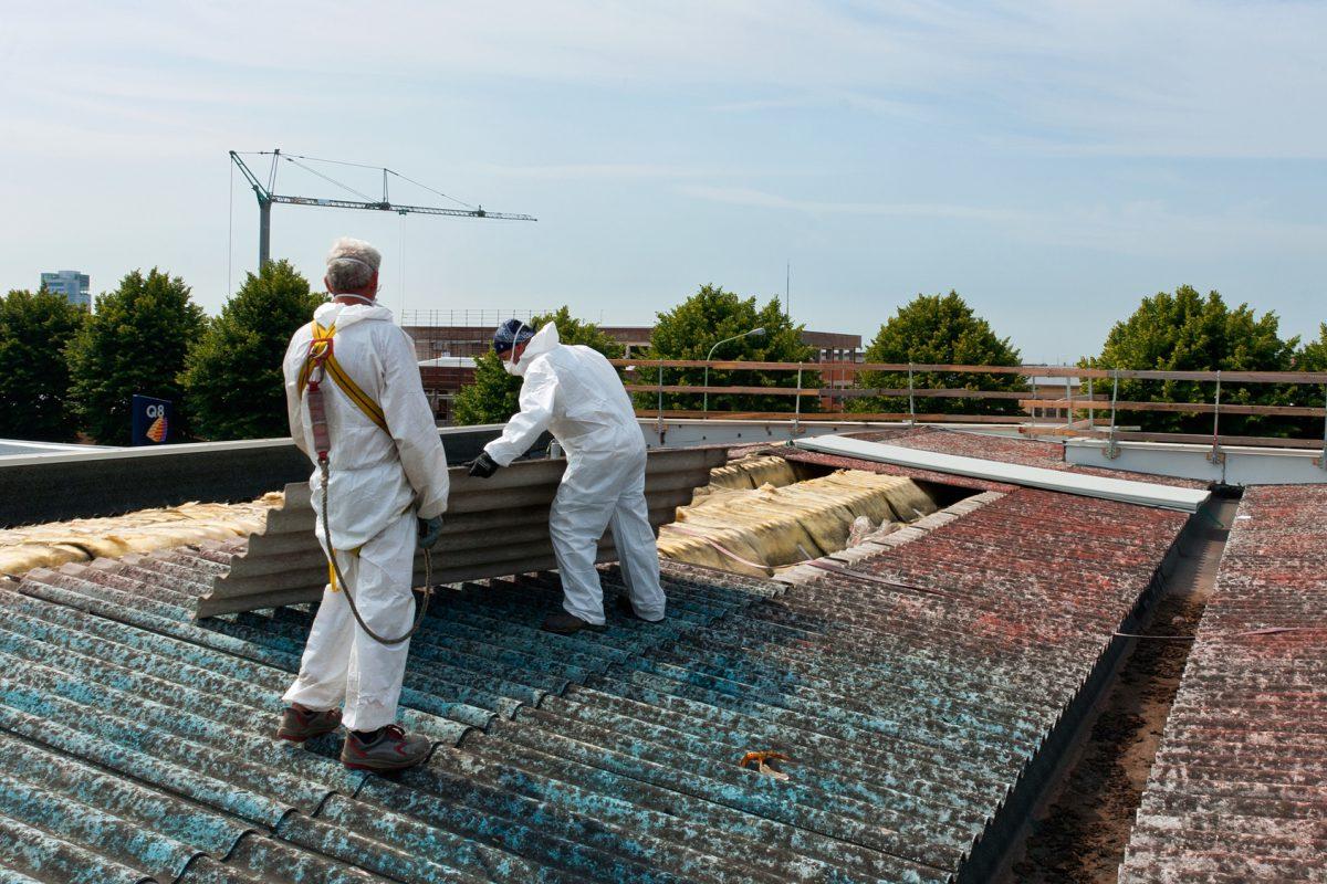 Asbestentsorgung, Dachdeckermeister Ralf Herd, Alzenau