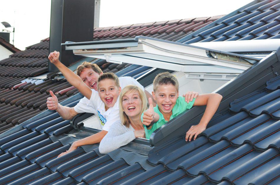 Wohnraumdachfenster, Dachdeckermeister Ralf Herd, Alzenau